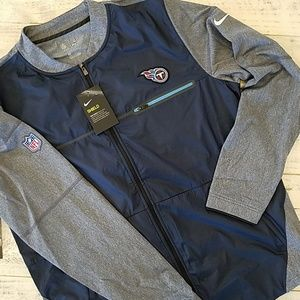 NWT Nike Tennessee Titans Shield jacket